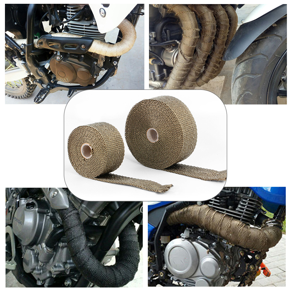 #E838 Motorcycle <font><b>Exhaust</b></font> wrap db killer for <font><b>Suzuki</b></font> Gs 500 <font><b>Gsx250R</b></font> Leovince Motorcycle <font><b>Exhaust</b></font> Muffler Tubo Escape S1000Rr 2018 image