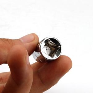 """Image 5 - 8pcs 3/8 """"torx כוכב שקע סט e סוג E8 E10 E11 E12 E14 E16 E18 E20 יד תיקון כלים"""