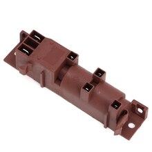 Прямая поставка 220-240 В газовая плита импульсный преобразователь переменного тока с четырьмя клеммными соединениями Безопасный инструмент