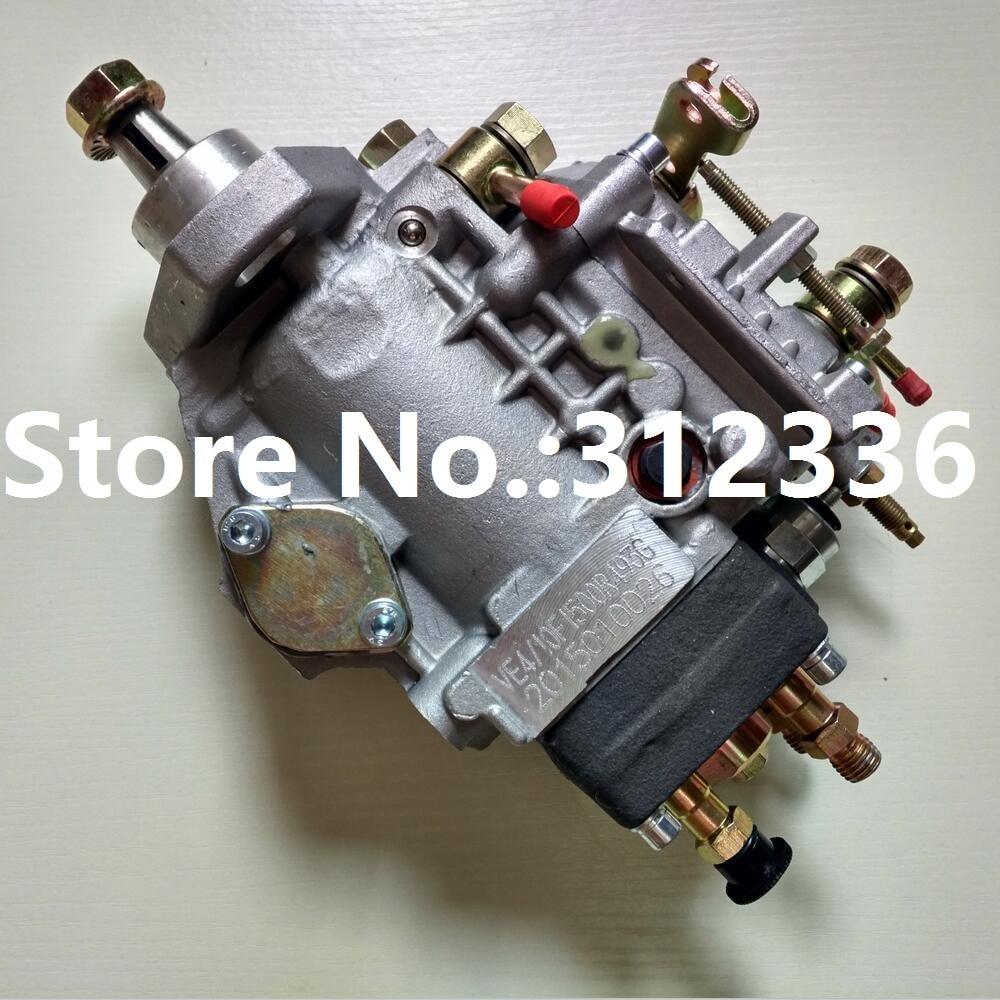 Trasporto veloce KDE35SS KDE35SS3 VE4/10F1500R493G VE4/10F1500L493G Motore Diesel KM493 Pompa Del Carburante pompa di iniezione Del Carburante kipor kama