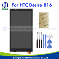 For HTC Desire 816 816G 816H 816W LCD Display+Touch Screen Digitizer Assembly Replacement Parts+Tools