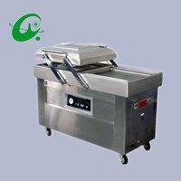 Embalador A Vácuo DZ-400 máquina de vácuo máquina de embalagem de Alimentos Farmacêuticos culturas
