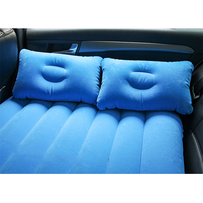 Newest 135*82*45cm Outdoor Camping Mat Inflatable Car Self driving Tours Inflatable Bed Sleeping Air Mattresses
