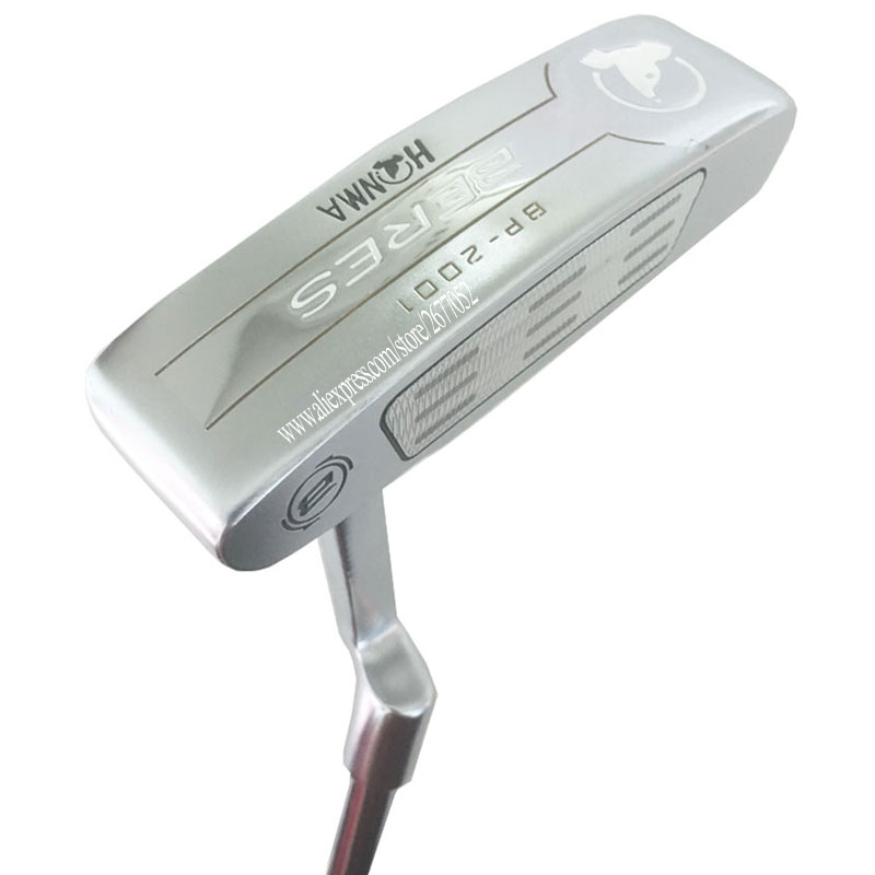 New Cooyute Women Golf Clubs HONMA BP-2001 Golf Putter 33/34/35 Inches Steel Shaft And Golf HeadCover Free Shipping