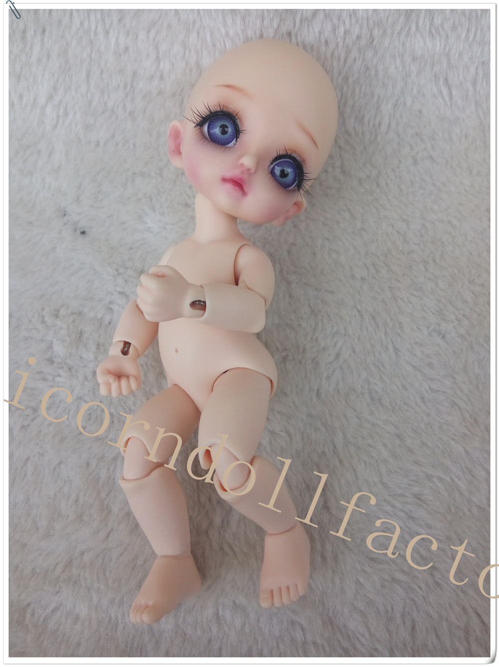 stenzhornBJD doll 1 8 doll human elf joint doll free eyes