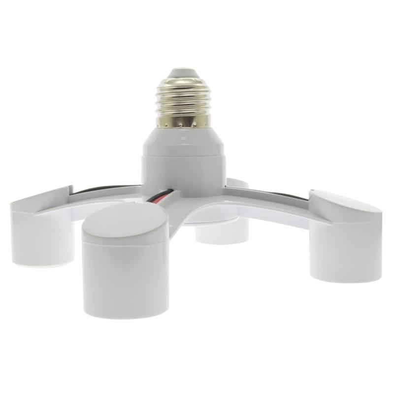 Bases da Lâmpada alta qualidade cor branca 3 Certificado : Ccc, saa, cqc, ul