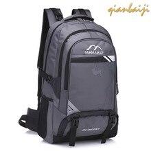 Big Capacity Shoulders Backpack Outdoors Travel Sport Traveling Bags Duffle Womens Weekend Bag Large Men Luggage Trip