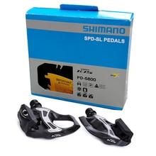 цена на SHIMANO Ultegra 105 PD-5800 road bike pedals SPD self-locking pedal bicycle pedal