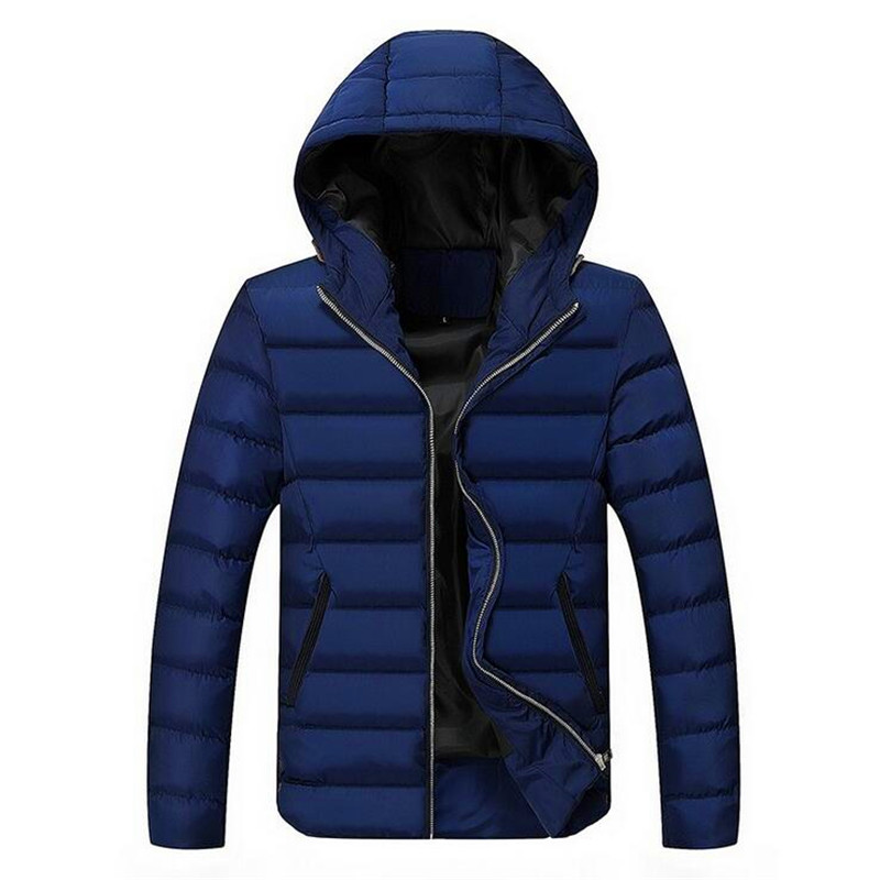 Free Shipping New 2018 Winter Jacket Men Brand High Quality Cotton Men Clothes Outwearing Warm Jacket Coats