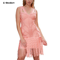 High Quality Winter Autumn Rhinestone Long Sleeved Bodycon Mini Dress Party Bandage Dresses DR779