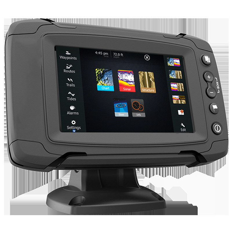 Touch Screen Fish Finder GPS Navigation Marine GPS GPS & Accessories Chart Side Scan Full Scan Sonar Fish Detector Display 14