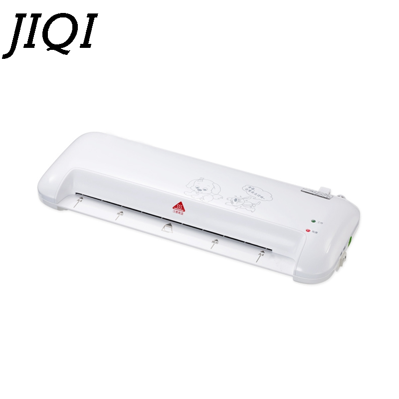 Thermal Office Hot and Cold Laminator A4 paper Document Photo PET Film Roll Packaging warm up plastic-coating Laminating machine cewaal new design a4 photo laminator document hot