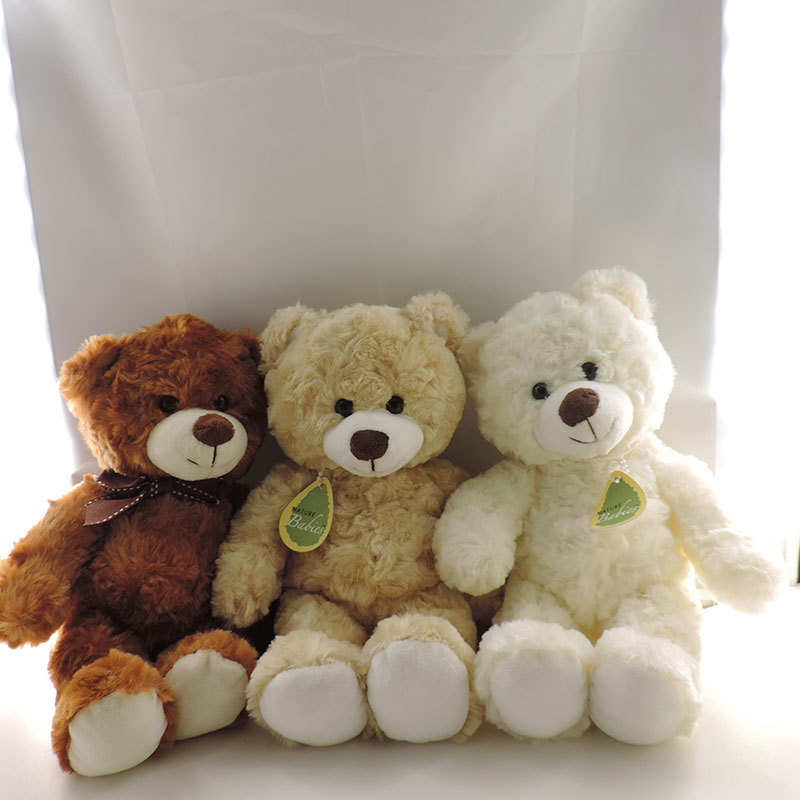 Wholesale 30cm Teddy Bear 3 Pieces A Lot Teddy Bear Cotton