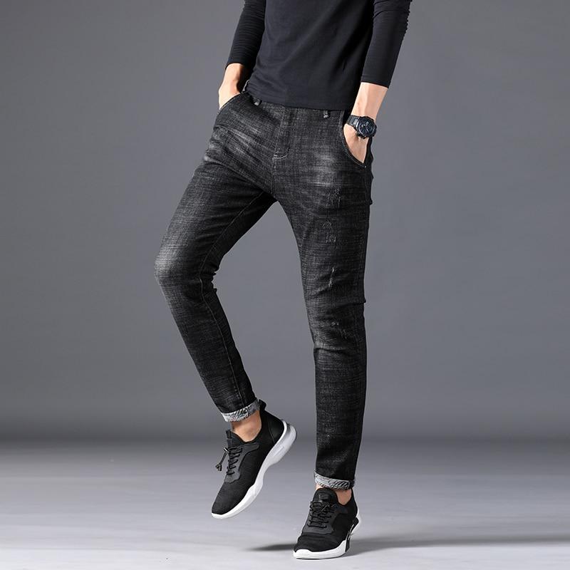 2d7a0e8ff257 Hommes-Jeans-Homme-Maigre-Pantacourt-Biker-Moto-Hip-Hop-Masculina-Noir-Streetwear-Joggeurs-R-duit-Pantalon.jpg