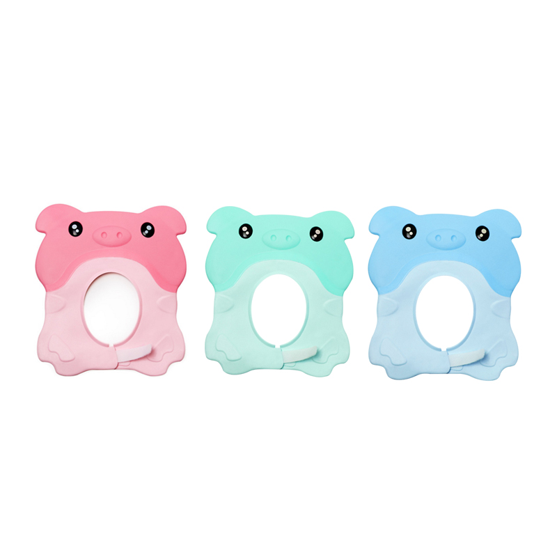 Baby <font><b>shampoo</b></font> <font><b>cap</b></font> waterproof ear protection eye child <font><b>shower</b></font> <font><b>cap</b></font> adjustable baby <font><b>Hair</b></font> <font><b>Wash</b></font> Shield child <font><b>Kids</b></font> <font><b>Bath</b></font> Visor <font><b>Hat</b></font> #07 image