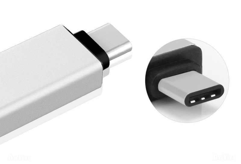 Antirr USB-C 3.1 نوع C الذكور إلى USB 3.0 شاحن أنثي مزامنة البيانات محور لجهاز كمبيوتر ماك بوك 12 بوصة/نوكيا N1/جوجل chromebook Oneplus 2 #40