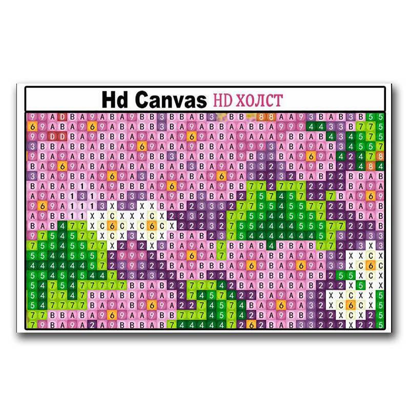 DIY 5D Mosaik Diamond Harry Ikon Film Gambar Buatan Tangan Square/Round Diamond Lukisan Cross Stitch Kartun Diamond Bordir