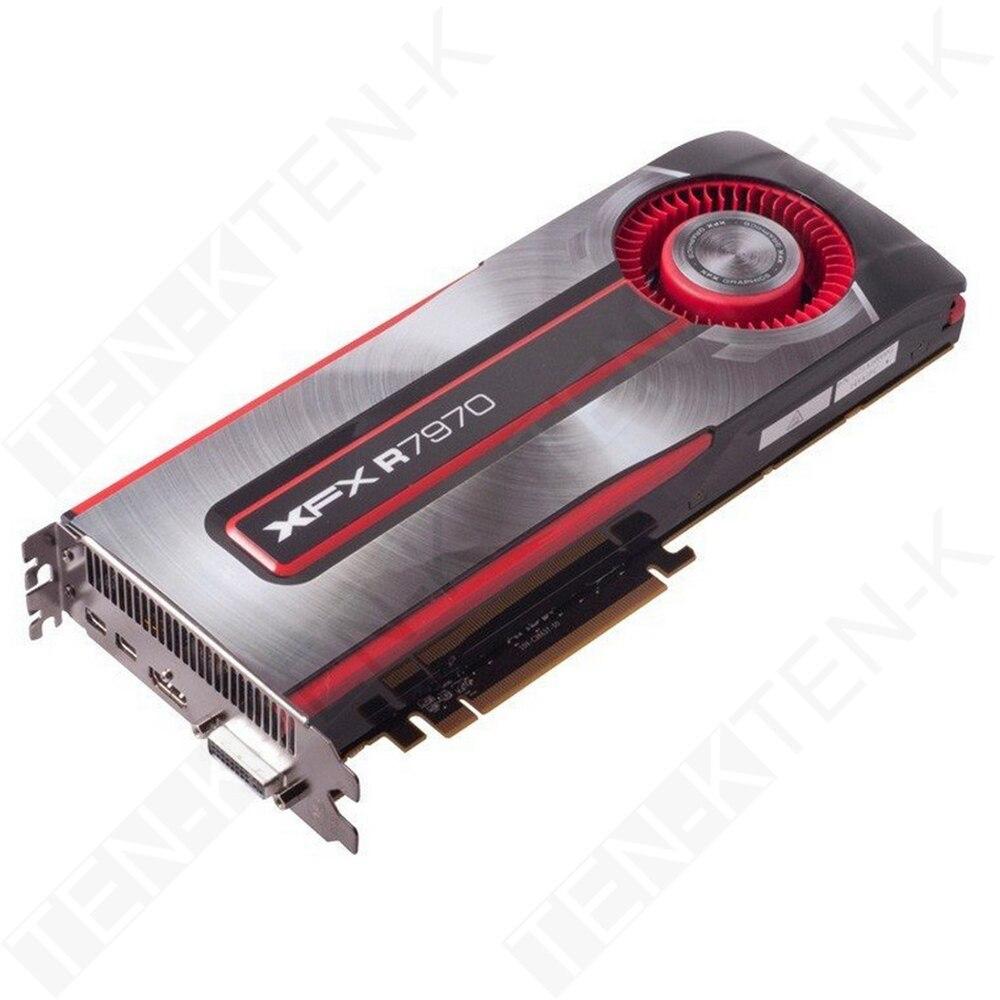 Видеокарта для ПК ATI Radeon HD