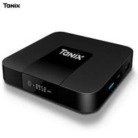 Tanix TX3 Mini Smart TV Box Android 7.1 tv box smart Media Player Amlogic S905W Quad core WiFi Set top Box pk x96mini A95X