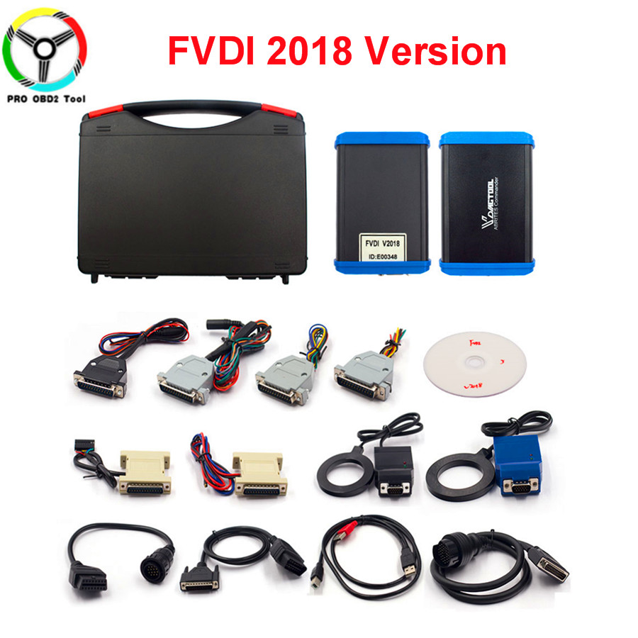 2018 FVDI Abrites Commander Full With 18 Softwares FVDI 2018 Better Than FVDI 2015/2014 Abrites Add More Functions Diagnose 2017 fvdi2 abrites commander for honda hds v3 016 with free j2534 drewtech software