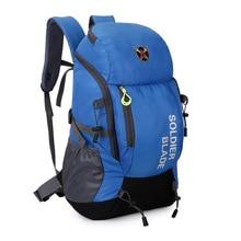 Hiking Backpack 40L Waterproof Backpack Men Outdoor Camping Backpack Gym Bags Travel Rucksack Women Large Sport Bags