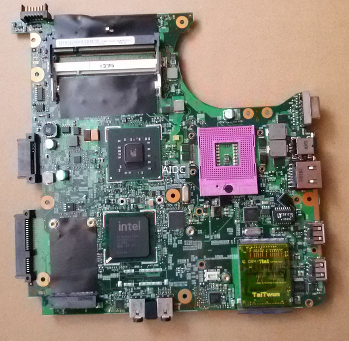 все цены на  501354-001 for HP compaq 6730S 6530S laptop motherboard with GM45 chipset 100%full tested good  онлайн