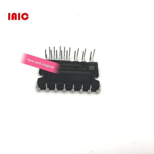 5 PCS/1 LOT 100% Neue und original, 90 tage garantie IKCM15F60GA