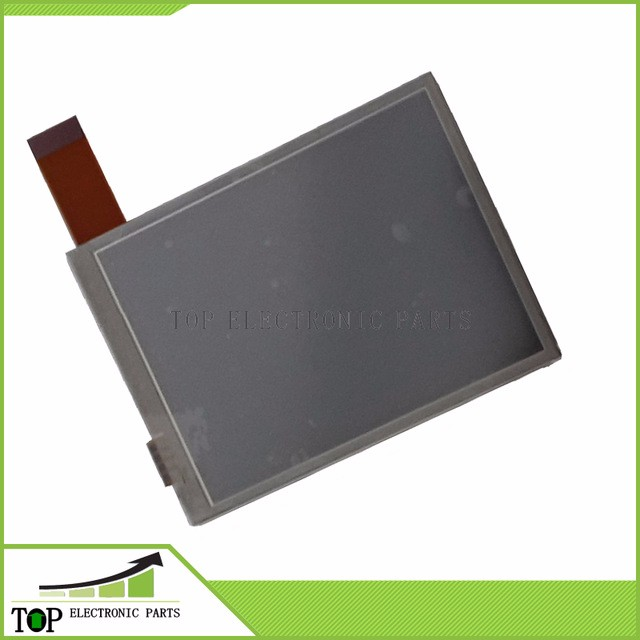 Original novo para TOPCON SISTEMA OPERACIONAL 105 screen display LCD com tela de toque digitador assembléia