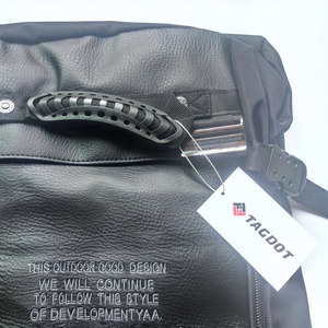 Image 5 - ノートパソコンのバックパック 17 18 インチのラップトップバッグ 17.3 15.6 14 インチ屋外大旅行バックパックショルダー男性バッグ容量マルチ目的
