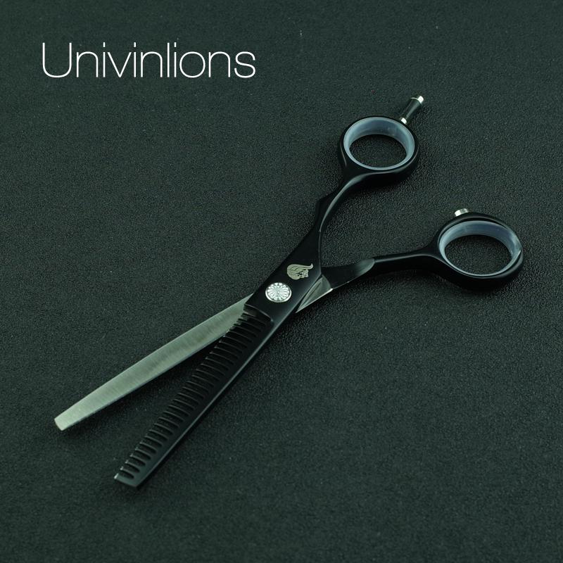 "5.5"" black teflon hair scissors razor hairdressing scissor sale professional hair dressing scissors barber clipper japan haircut 10"