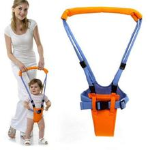 ベビーウォーキングベルト調節可能なストラップリーシュ幼児学習ウォーキングアシスタント幼児安全ハーネスエクササイズ安全Keepe(6-14M)