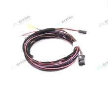 купить FOR VW Golf 7 Mk7 Anti-glare Auto Dimming Rear View Mirror Cable Auto Headlight Sensor Rain Light Sensor Cable Harness по цене 1546.87 рублей