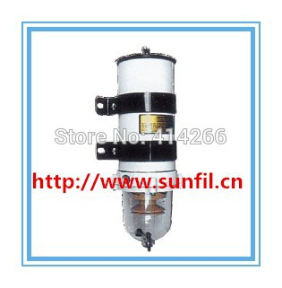 2PCS/LOT,fuel water separator filter OEM 1000FG ,FREE SHIPPING цена 2017