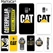 MaiYaCa Caterpillar 3 Phone Case Fashion Retro Cover for Samsung S9 S9 plus S5 S6 S6edge S6plus S7 S7edge S8 S8plus(China)