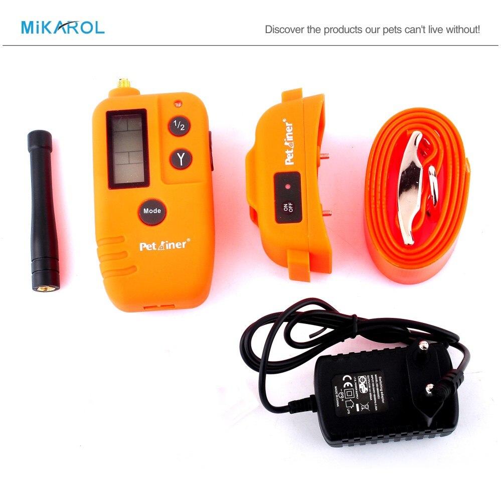 <font><b>Remote</b></font> Control Pet Trainer LCD <font><b>Dog</b></font> <font><b>Training</b></font> <font><b>Collar</b></font> - 9 Levels Vibration & Static Shock Electric <font><b>Dog</b></font> <font><b>Collar</b></font> Anti Bark <font><b>Remote</b></font>