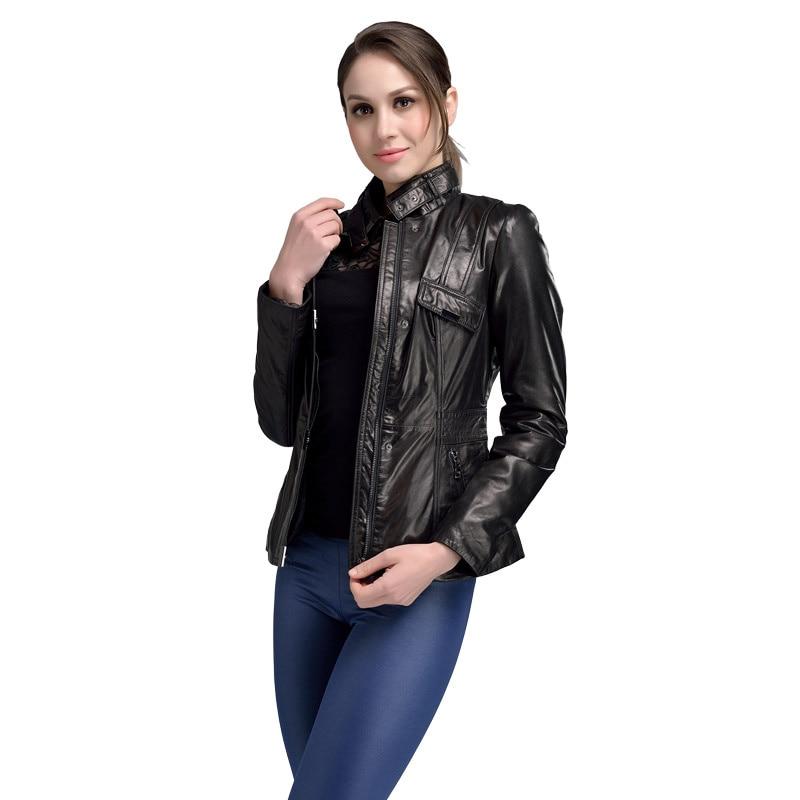 Aliexpress.com : Buy Guaranteed Genuine Leather Jacket Women Sexy ...