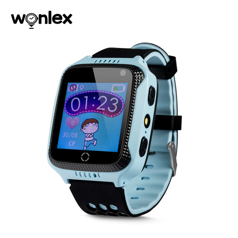 Wonlex GW500S Android iOS Smart Watch Children GPS Tracker with SOS Calling 1.44 IPS Touch Screen Sleep Monitor Kids Smart Watch-in Smart Watches from Consumer Electronics on AliExpress