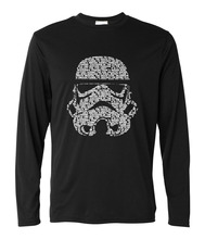 Star War fashion long sleeve T Shirt Men Cotton casual fitness tee shirt homme hot sale harajuku streetwear funny brand clothing