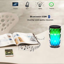 LED Wireless Speake with Touch Control