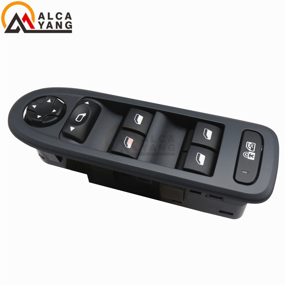 Image 3 - New 308 2007 2012 MODELS 4 WAY WINDOWS AND MIRRORS SWITCHES 96644915-in Car Switches & Relays from Automobiles & Motorcycles