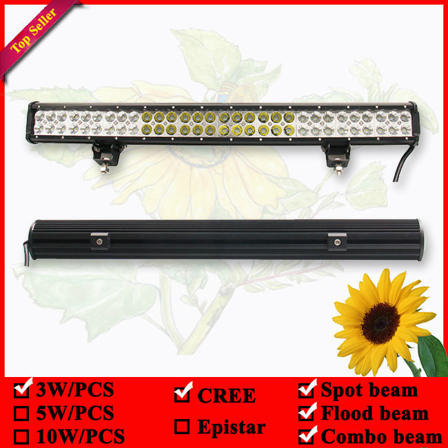 28 Inch 180W LED Light Light Work with Bracket fund for the Off Road - Dritat e makinave - Foto 6