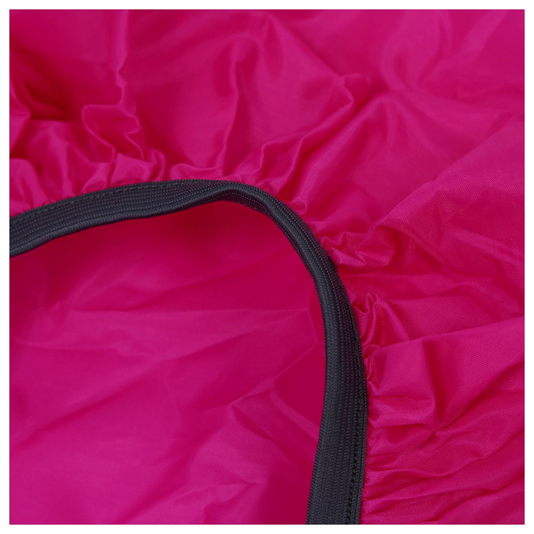 New Waterproof Travel Accessory Backpack Dust Rain Cover 35L,Rose Red