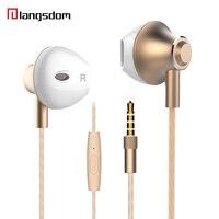 Original In Ear Earphone Metal Manufacturer 15mm Music Quality Sound HIFI Earphones 3 5mm Earbuds