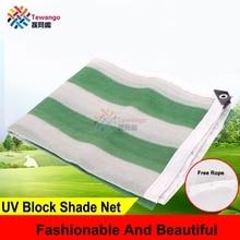 Patio-Cover Shade-Cloth Sun-Sail Outdoor-Plant Screen-Net Uv-Protection White Tewango