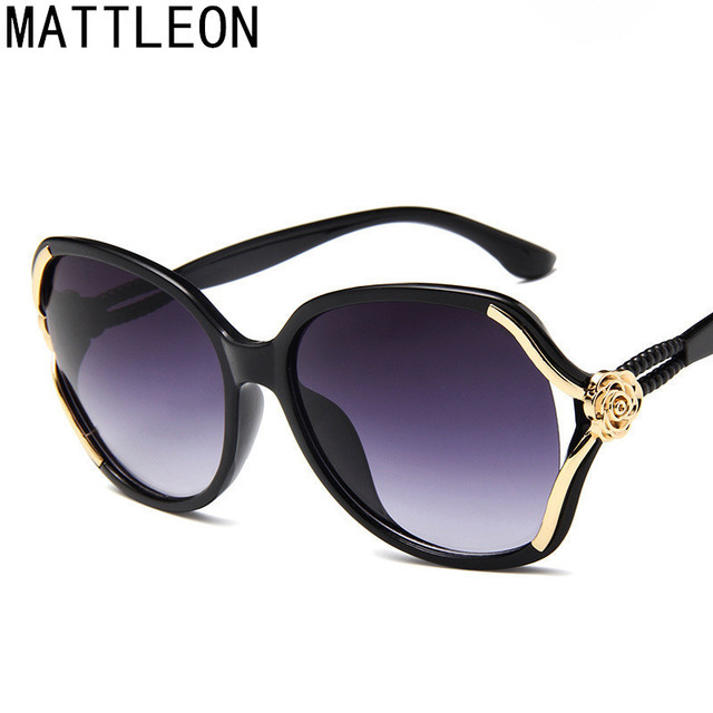 Sunglasses Women Retro Lady Driving luxury Eyewear Elegant Fashion Ladies Sun Glasses UV 400 New Female Mirror Goggle Spectacles