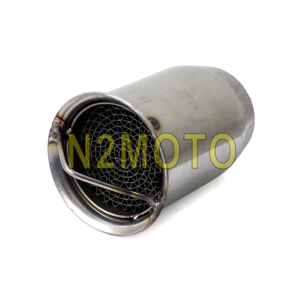 Motorcycle Muffler Exhaust Can Baffle Kit Decibel Killer Noise Reduction