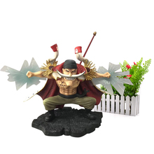 купить Anime One Piece POP GK Edward Newgate Cartoon Model Doll PVC Action Figure Toy for Children Collection Birthday Gift дешево