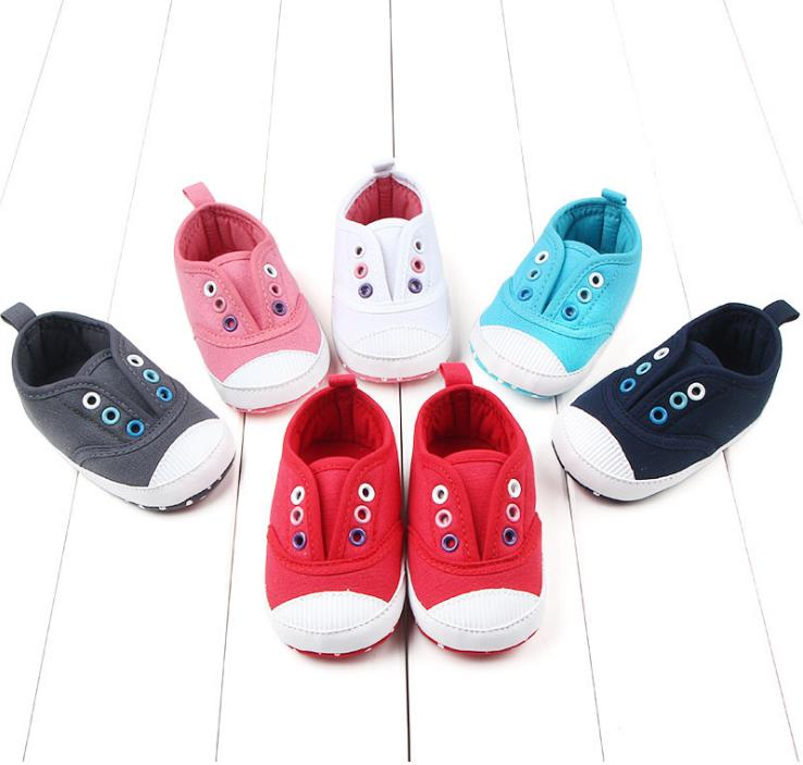 Free shipping 1pair Baby First Walker Canvas Toddle/Infant boy Shoes,soft Crib/Bed Shoes ...