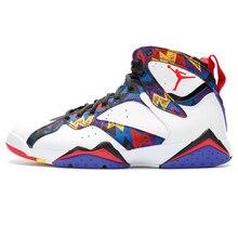 72dd8c3a7549 2019 Original New Arrival Authentic Jordan Air 7 Retro Aj7 Men s Basketball  Shoes Sport Outdoor Sneakers