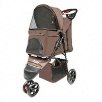 Pet Stroller Lightweight Folding Pet Stroller Dog Pink Dog Accessories Dog Carrier